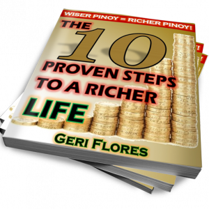 The 10 Proven Steps Juan Must Take to a Richer Life