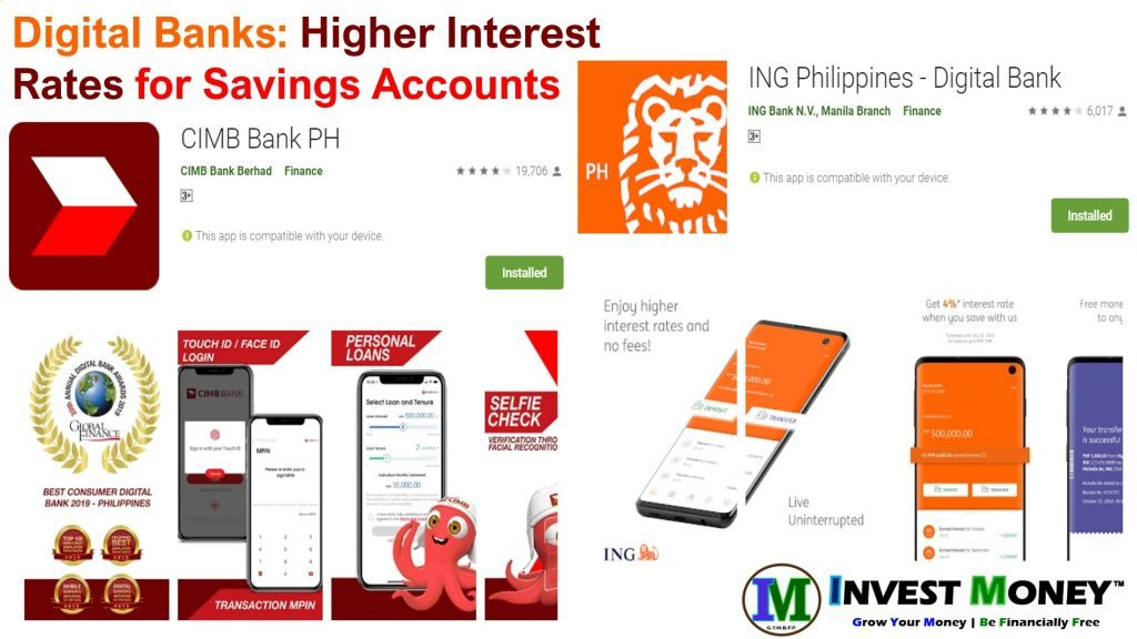cimb ing digital banks